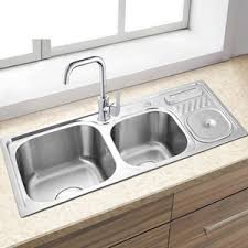 double sinks kitchen double kitchen sink undermount double kitchen sink