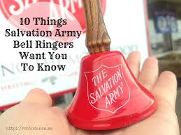 10 things salvation army bell ringers want you to know robin