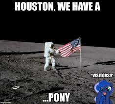 Astronaut Meme - lonely no more imgflip