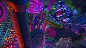 casey junior dumbo movie coaster