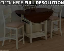 Drop Leaf Table For Small Spaces Danish Drop Leaf Table With Chair Storage Best Chair Decoration