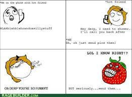 Make A Meme Comic - rage comic oh stop it you know your meme