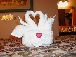 25 unique towel swan ideas on pinterest towel origami towel