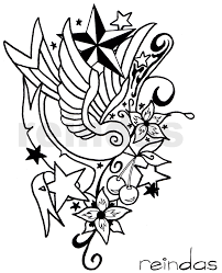 new school tattoo drawings black and white new school tattoo bw by reindas on deviantart