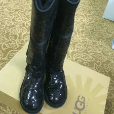 ugg boots sale high 33 ugg boots ugg sequin knee high boots from s