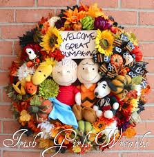 irish u0027s wreaths where the difference is in the details snoopy