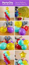 Balloon Diy Decorations 100 Balloon Centerpiece Ideas Best 10 Balloon Decorations