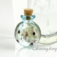 ashes keepsake small glass vials wholesaleurn charmspet cremation keepsake jewelry