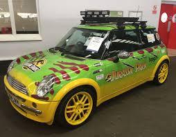 jurassic park tour car 4th november 2016 bangers4ben bca sale contributes to record