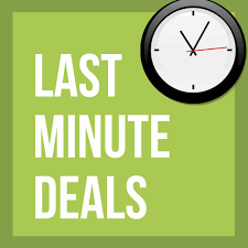 last minute deals lilliardsedge