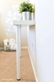 ikea hallway table thin hallway table ikea simple hack narrow console table for just