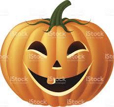 cute jack o lantern clipart happy jackolantern pumpkin stock vector art 451354733 istock