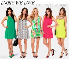 looks we love shift dresses for summer lulus com fashion blog