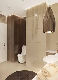 wall painting appealing modern bathroom with modern wood plus with