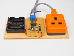 home automation with a clap activated mains device