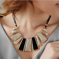 chunky necklace charms images Attractive elegant pendant necklaces gear just for you jpg