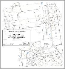 Harvard Yard Map J R Theriault Forum For Historic Harvard Page 10