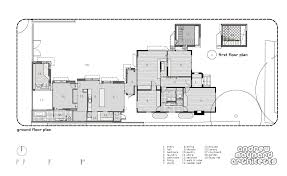 Ground Floor Plan Gallery Of Tower House Austin Maynard Architects 30