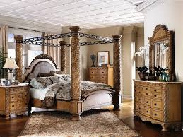 Glamorous  Modern Canopy  Decorating Design Of Best - Black canopy bedroom sets queen
