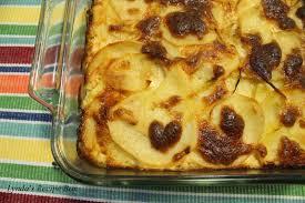 ina garten balsamic strawberries lynda u0027s recipe box potato fennel gratin from ina garten