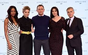 Spectre Film by Spectre New James Bond Film Revealed Huddersfield Examiner