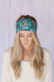 hippie hair bands green sequin floral boho beaded hippie headband hair