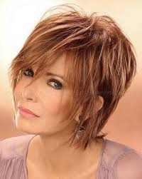 short hairstyles for women over 50 with thick hair hairstyles