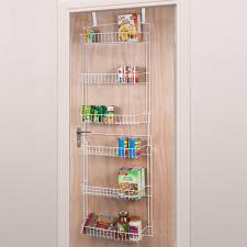 Back Of Door Storage Kitchen Closetmaid Spice Rack 73996 The Home Depot