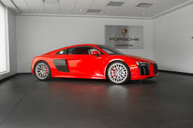 Audi R8 Red - 2017 audi r8 coupe v10 for sale in colorado springs co p2770