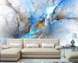 tv backdrop beautiful abstract color change 3d room wallpaper