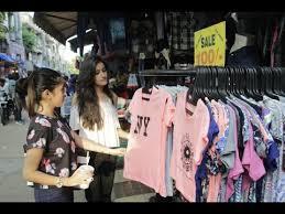 cheap fashion clothing for girls kamla nagar market delhi