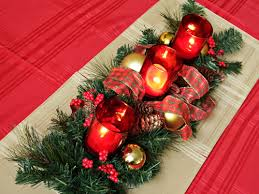 christmas dining table decorations exciting christmas decoration ideas for dining table gallery