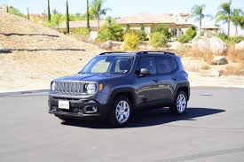 jeep renegade charcoal ebay 2017 jeep renegade 23 025 msrp loaded clean title no