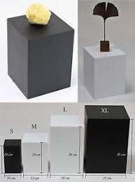 display pedestal ebay