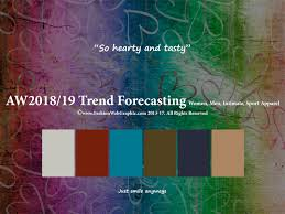 aw2017 2018 trend forecasting on pantone canvas gallery aw2018 2019 trend forecasting for women men intimate sport