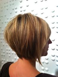 front and back views of chopped hair cute easy hairstyles for your new look hairstyles 2014