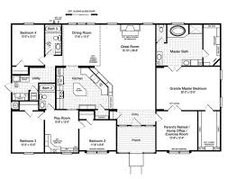 4 bedroom open house plans luxamcc org