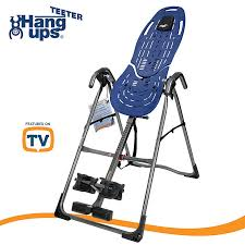 inversion table for sale near me teeter e61001 ep 560 inversion table with back pain relief dvd