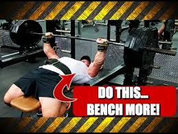 Powerlifting Bench Workout Bench Press More Weight Full Bench Workout For Strength Youtube