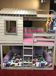 Bunk Beds Lofts Deer Blind Gray Bunk Bed Loft