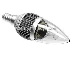 led light low price 3w competitive low price e14 led candle light bulb led light