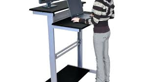 walmart stand up desk standup computer desk elegant stand up computer desk in mobile desks