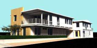 south bay house will be made with 14 recycled shipping containers