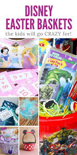 9 awesome disney easter baskets your kids will go crazy for
