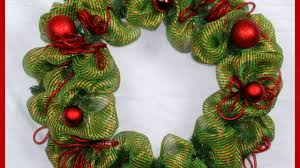 Christmas Wreath Decorations Wholesale by Fresh Christmas Wreaths Wholesale Youtube