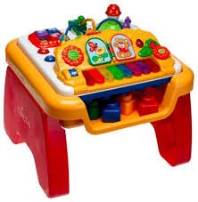 infant activity table toy baby piano toy music play table for your musician child