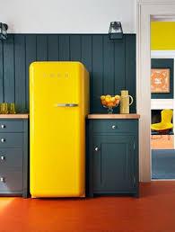 meuble cuisine jaune cuisine jaune décoration cuisine jaune