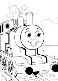 74 trains images coloring pages thomas