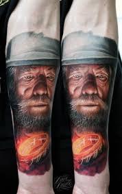 the 25 best gandalf tattoo ideas on pinterest tolkien tattoo