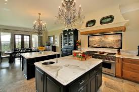 Kitchen Island Chandelier Kitchen Island Lighting Styles For All Types Of Decors Throughout